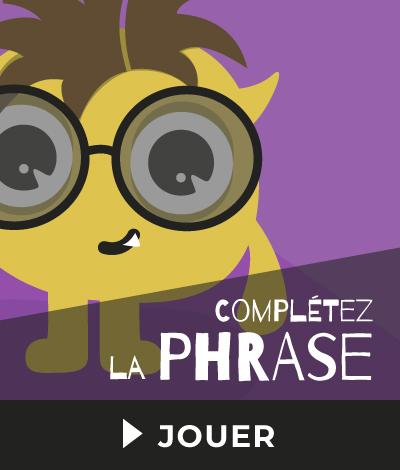 Complétez La Phrase Fair Trade Games