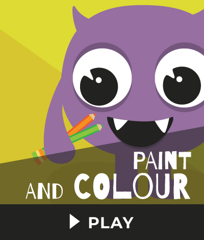 Paint And Colour Fair Trade Games