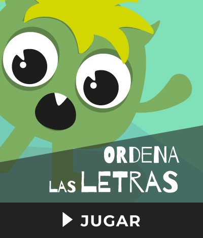 Ordena las letras Fair Trade Games