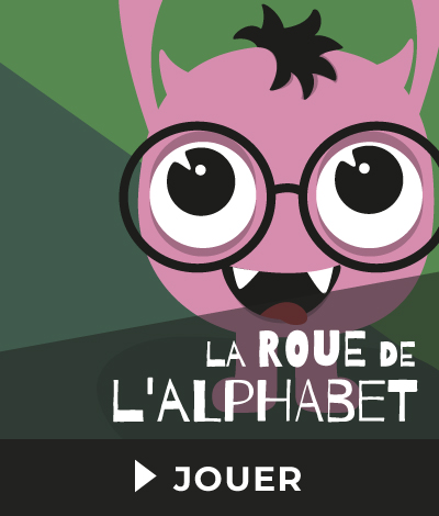La Roue de L'Alphabet Fair Trade Games